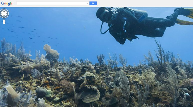 how to take a screenshot in google street view