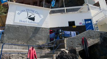Foto: Madeira, Manta Diving Center