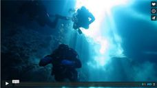 Screenshot: Video der Woche: Beautiful Ice Diving